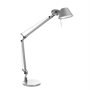 Artemide Tolomeo Mini Table Lamp Aluminium