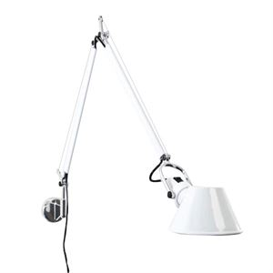 Artemide Tolomeo Wall Lamp White