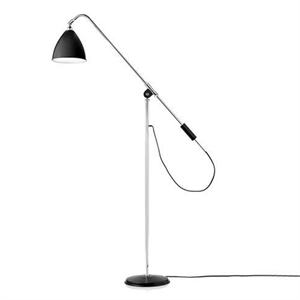Bestlite BL4 Floor Lamp Black