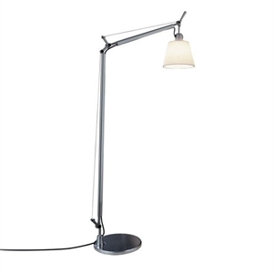 Artemide Basculante Reading Floorlamp Pergament