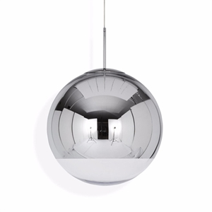 Tom Dixon Mirror Ball Lámpara Colgante Grande